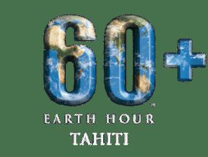 Logo Earth Hour Tahiti